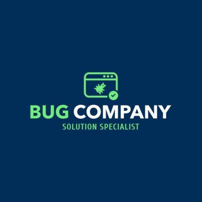 Custom Logo Maker for Tech Shops 1252a