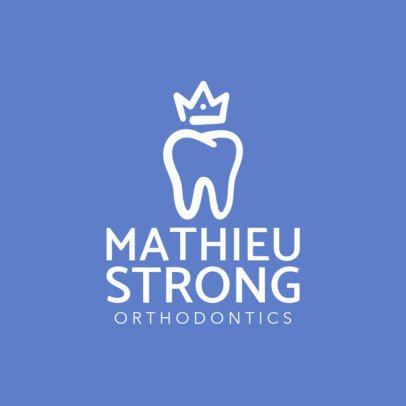 Dental Logo Maker for Pediatric Dentists 1026e