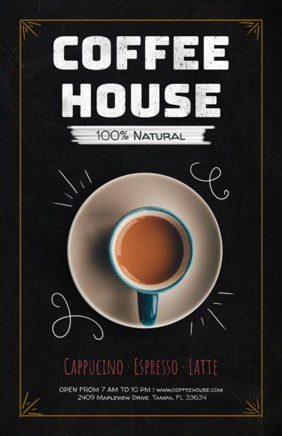 Online Flyer Maker for Coffee Shop Flyers 404