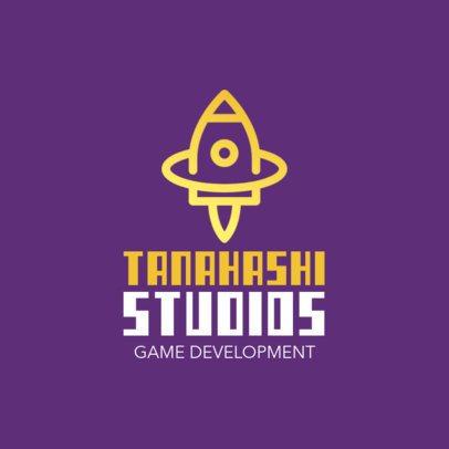 Logo Maker for Video Game Studios 1289d