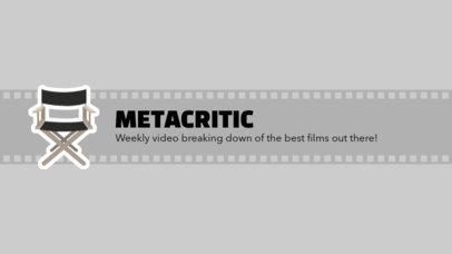Online Banner Maker for Movie Critics 395f