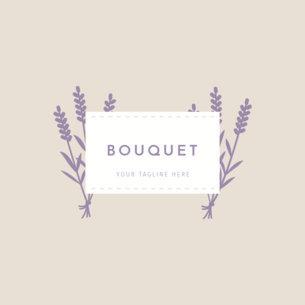 Custom Logo Maker for Online Flower Delivery 1270e