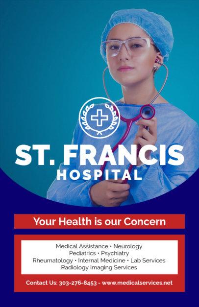 Online Flyer Maker to Design Flyers for Doctors Offices 409