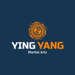 Logo Maker for Karate Schools 1292c