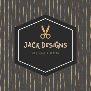 Custom Logo Maker for Tailor Stores 1277c