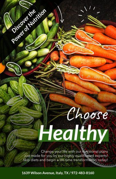 Online Flyer Maker for Nutritionists 420