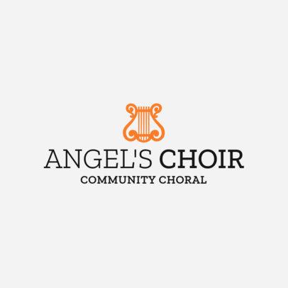 Music Logo Maker for Choirs 1308