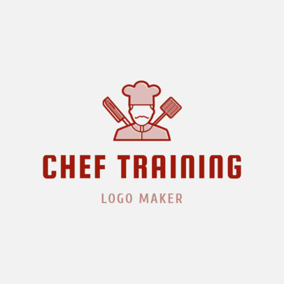 Online Logo Maker for Culinary Classes 1299e