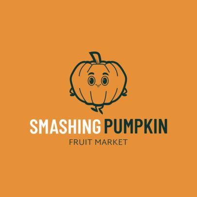 Logo Maker for Pumpkin Patches 1303d