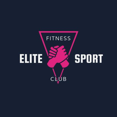 Logo Maker for Fitness Clubs 1266c