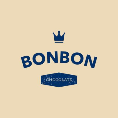 Online Logo Maker for Chocolate Shops 1216d
