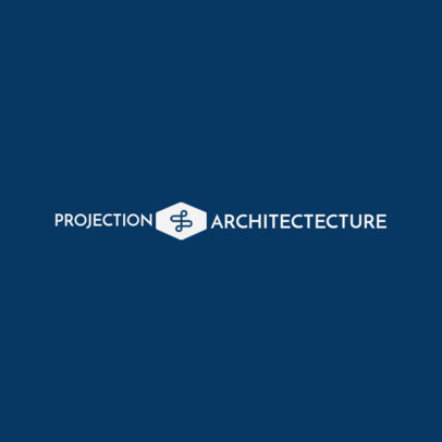 Architecture Logo Maker for Construction Businesses 1283c