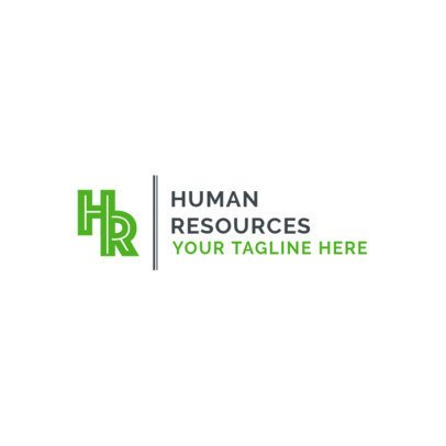 Business Logo Maker for HR Managers 1286f
