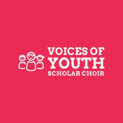 Logo Maker for Youth Choirs 1308a