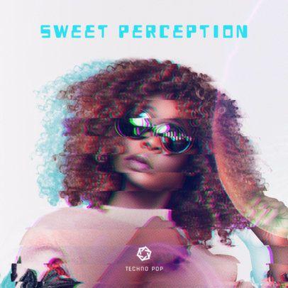 Sweet Techno Album Cover Maker 473b