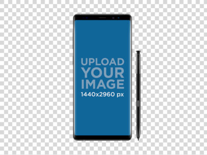 Samsung Galaxy Note9 Mockup 22158