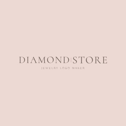 Logo Maker for Jewelry Stores 1355