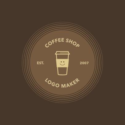 Coffee Shop Logo Maker Choose From More Than 36 Logo