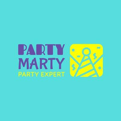 Business Logo Maker for Event Expert 1334d