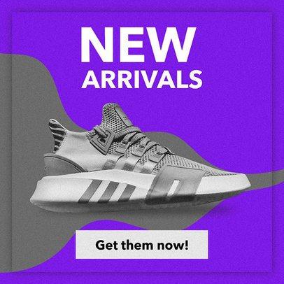 Online Banner Maker for Sneakers 520