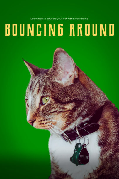 Book Cover Maker for Cat Owners 517d