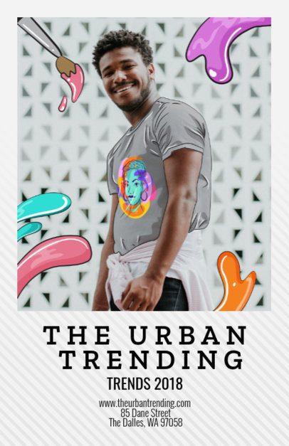 Urban Trends Store Flyer Maker 388c