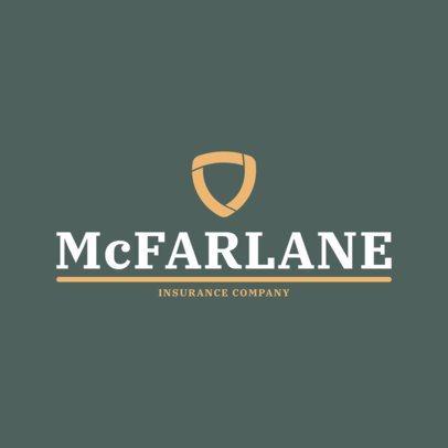 Online Logo Maker for Insurance Companies 1382