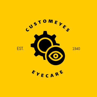 Logo Maker for Eye-care Professionals 1370d