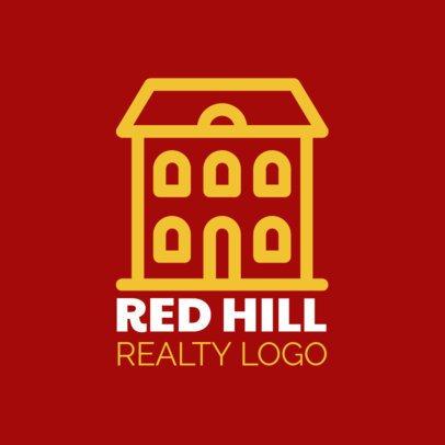 Online Logo Maker for Real Estate Agents 1349b