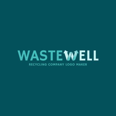 Responsible Waste Disposal Logo Maker 1372d