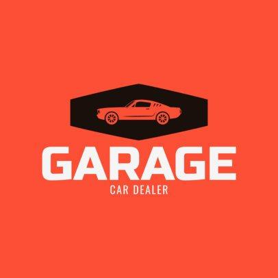 Car Dealer Logo Maker 1405