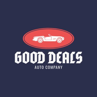 Online Logo Maker for Auto Dealers 1405c