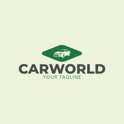Logo Template for Automotive Services 1405d