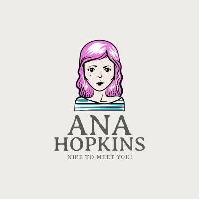 Avatar Logo Creator 1369