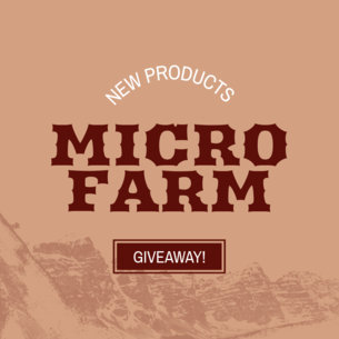 Organic Products Giveaway Banner Maker 380a