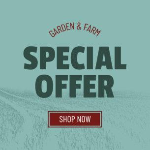 Garden Sales Banner Generator 380d