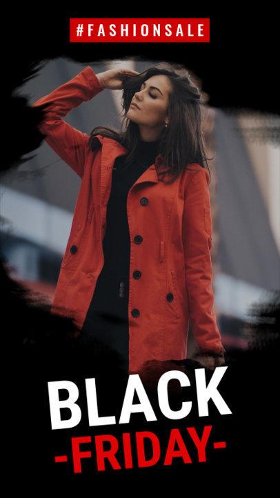 Black Friday Sale Insta Story Maker 593e