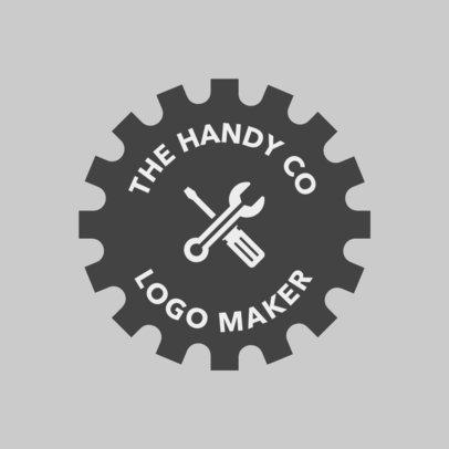 Handyman Logo Creator 1428