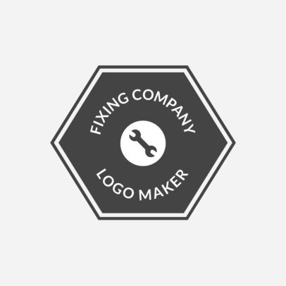 Logo Maker for Fixing Companies 1428c