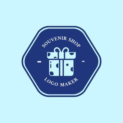 Souvenir Shop Online Logo Maker 1393e