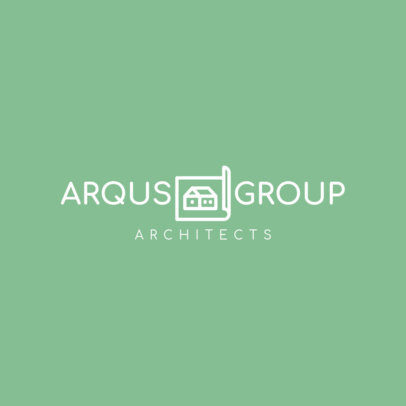 Architect Group Logo Maker 1419c