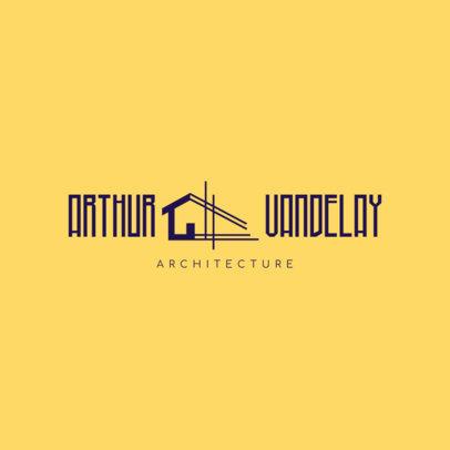 Logo Creator for Architecture Firms 1419e