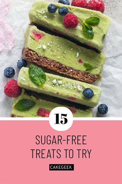 Pinterest Pin Maker for Sugar-Free Treat Recommendations 626