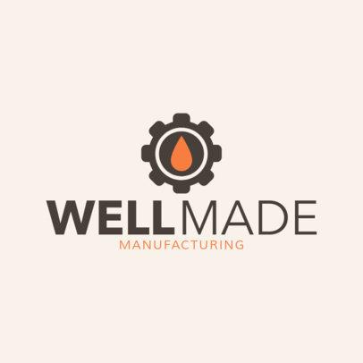 Manufacturing Logo Maker 1417