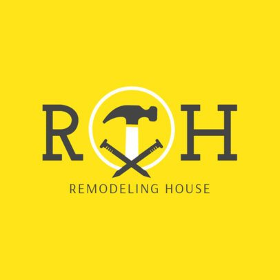 Logo Creator for Home Renovators 1432e