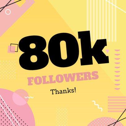 Followers Number Landmark Post Maker for Instagram 636f
