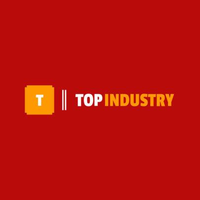 Top Industry Logo Maker 1416a