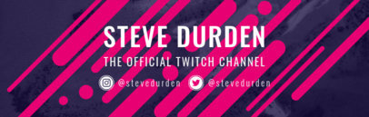 Twitch Banner Generator for Twitch Accounts 596d