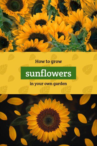 Gardening Tips Pinterest Post Maker 624a