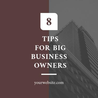 Insta Post Maker for Business Tips 631b
